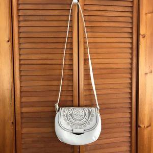 Liz Claiborne White Crossbody purse